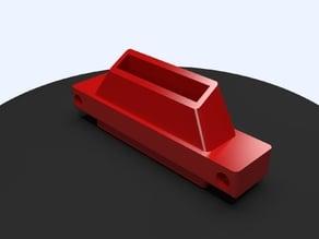 Tevo Flash Air Duct (volcano heater block)