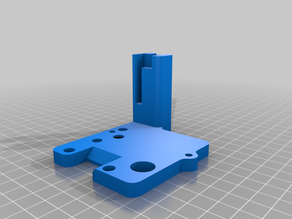 drop effect omnia drop mount for anycubic chiron