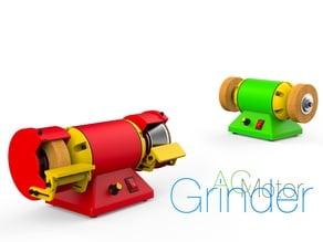 Grinder. AC Motor