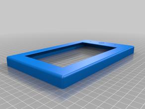 PanelDue 7i mount for E3D mostion system
