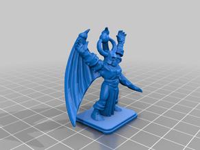 Heroquest winged sorcerer