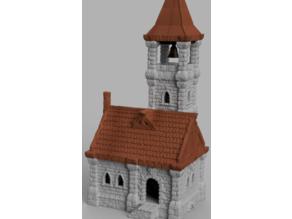 Ulvheim Tower House - Bell Tower Section