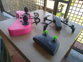 Parrot ANAFI - Long range remote controller with 6 axis sticks