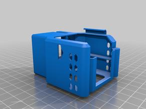Prusa MK3S+MMU2S Extruder Cooler - With Filament cooler!