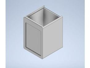 MTG Commander Deck Box