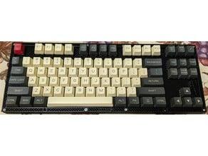Tenkeyless Keyboard - Plate Mount - Hand Wired