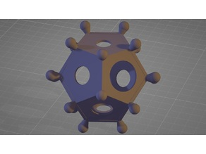 SCP-184 (The Architect) / Roman Dodecahedron