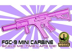 FGC9 Mini carbine Edition 1/6 scale