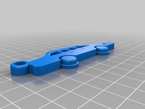 Car Model Key Chain