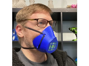 BE Mask v1.3.4 (Buffalo e-NABLE Mask)