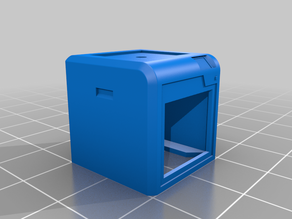 Anycubic 4Max Pro Filament Cleaner