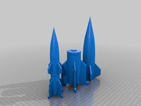 Rocket Projekt 01