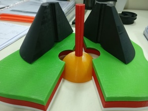 3D4KIDS exercise: Volcano