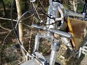 bike led turn signal lights mount