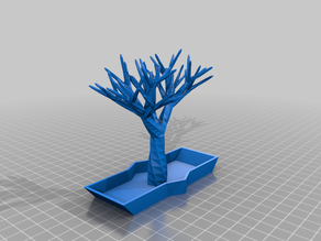 Jewelry Tree Holder with Bowl Base