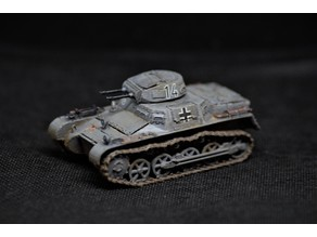 Panzer I 1:56 scale (28mm)