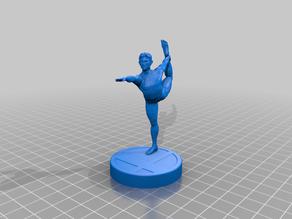 Wii Fit Trainer Amiibo - Dancer