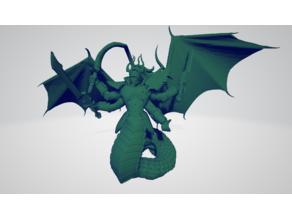 Fulgrim - Daemon Prince