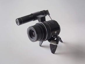 Olympus Air A01 Open Platform Camera (OPC) Files