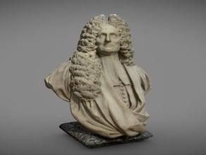 Bust of J.F. van Caverson