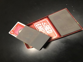 Red Empire Card Wrapper