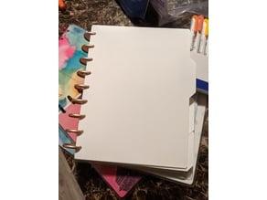 Notebook Disk Dividers