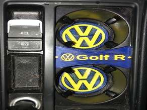 2016 Golf R Cup Holder Spacer
