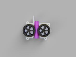5 Star Stryfe Flywheels High Crush Concave