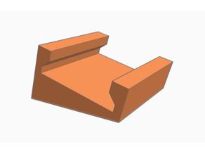 Led strip angled 15°- Resized