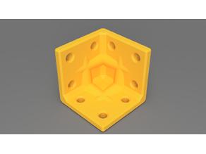 Corner Connector (40x40x40x5x5)
