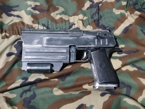 Airsoft Fallout 3/New Vegas 10mm pistol