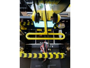ANET A6 Filament Guide