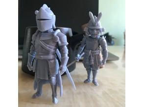 Fantacy Knight Miniature 2 -Mini Troop
