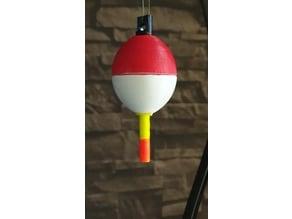Fishing bobber (float)