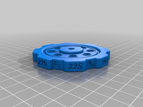 CR10 Bed Leveling Wheel - Revolver