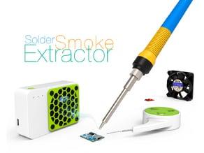 Solder Smoke Extractor