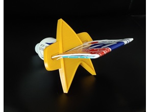 Star Trek Communicator Badge Voyager Toothpaste Squeezer