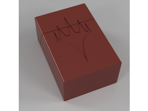 Magic The Gathering MTG Card Box