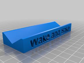 Wake and bake ( roller )
