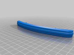 Front Bumper for 3DSets Model 8