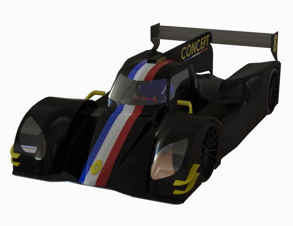 Renault Le Mans Concept