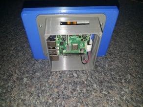 Raspberry Pi 4 Display Case