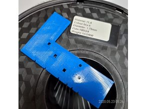 Do196Di67W57 filament ruler