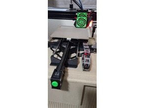 Anet A2 Y Axis Stabilization