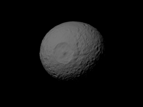 Mimas scaled one in ten million