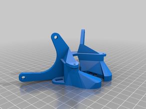 5015 Army Ant Duct For Anycubic Predator