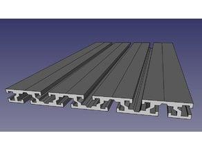 Aluminum profile 15180x300 (CNC 3018)