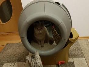 Self cleaning cat toilett / Cat litter box