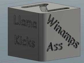 LlamaKickWinamp 2020