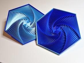 Hexagon Magnet Toy